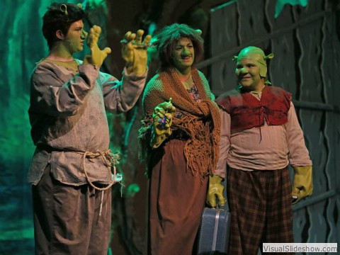Shrek the Musical 2014