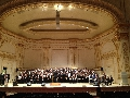 Performance of the Bluegrass Mass- Carnegie Hall 2014